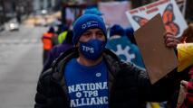 """Fue una decisión """"desgarradora"""": activista tras el fallo de la Corte Suprema sobre los beneficiarios del TPS"""