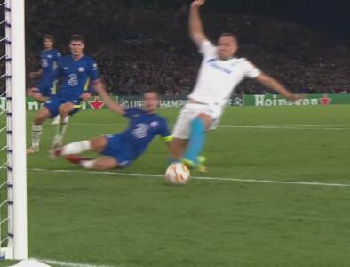 ¡No puede ser! Dzyuba deja ir el empate del Zenit ante el Chelsea