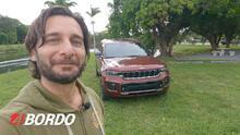 5 Minutos A Bordo del Jeep Grand Cherokee L 2021 | Univision A Bordo
