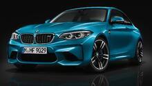 BMW trae el M2 Coupé como parte de la nueva Serie 2
