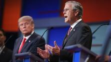 Guerra de palabras entre aspirantes republicanos