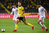 Suecia mantiene su paso perfecto en la eliminatoria venciendo a España