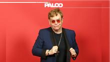 Elton John se cae y pospone gira de despedida