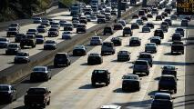 Conoce cómo está el tráfico vehicular en Los Ángeles la mañana de este viernes