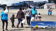 Inicia repatriación de familias indocumentadas que no tienen un caso de asilo válido