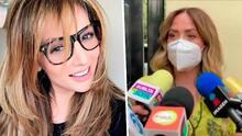 """""""Hay que tener mucha responsabilidad"""": Andrea Legarreta reflexiona tras el contagio Paty Navidad de covid-19 y su postura frente al virus"""
