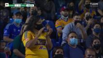 ¡GOL!  anota para Tigres. Luis Quiñones