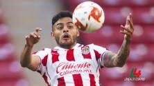 """Alexis Vega sabe que Chivas tiene que ir a """"matar o morir"""" en Léon"""