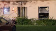 Mascota muere en un incendio que creen fue provocado en un apartamento de Hollywood