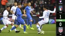 Italia 1-0 Estados Unidos - GOL Y RESUMEN - Partido Amistoso