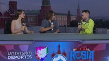 Carles Puyol habló de España y de la eliminación de su amigo Lionel Messi con Argentina