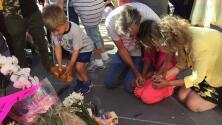 Muere la niña de tres años apuñalada en su fiesta de cumpleaños en Idaho