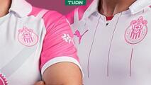 ¡Bellísimas! Chivas saca jersey por lucha contra cáncer de mama