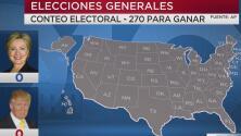 Votaciones en Sacramento transcurren sin ningún incidente