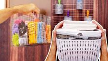 9 formas de organizar tu hogar con poco dinero
