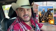 El Komander quiere regalar su caballo: El cantante anuncia promoción para sus seguidores