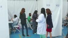 Nueva York reemplazará a personal médico que no se vacunó contra el covid-19 con miembros de la Guardia Nacional