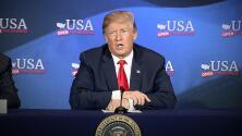 """Trump sugiere que quizás tenga que """"cerrar el país"""" para detener el flujo de inmigrantes a EEUU"""