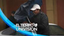 Mantén listo tu paraguas: Nueva York tendrá una noche de sábado con lluvia constante