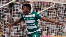 """Ayrton Preciado se queda en Santos: """"Estoy comprometido"""""""