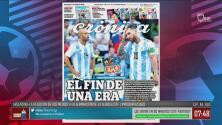 """Stoichkov, sobre Argentina: """"El primero que debe salir de la selección es Sampaoli"""""""