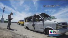 Saldo fatal en accidente carretero