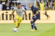 El argentino Lucas Zelarayán busca seguir convirtiéndole a NYCFC esta temporada