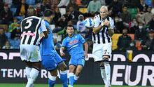 Spalletti se rinde ante la jugada y el gol de Hirving Lozano