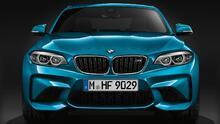 Fotos del BMW M2 Coupé