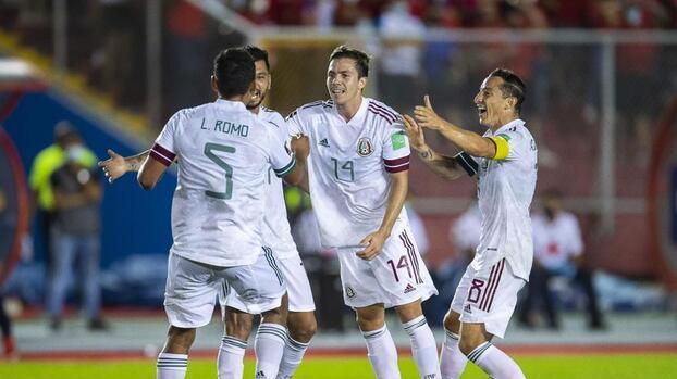 Sin maravillar, México manda en el Octagonal Final y así marcha la tabla