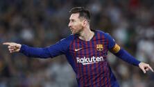 El golazo de Messi que lo nominó al Puskas