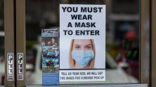 Pasadena hará obligatorio el uso de la mascarilla para todos sus habitantes, sin importar si ya fueron vacunados