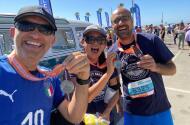 Realizan la primera maratón de California desde el inicio de la pandemia