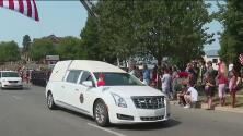 Regresan a Indiana los restos de Humberto Sánchez, soldado hispano caído en Afganistán