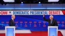 Sanders propone transformar el sistema de energía para combatir el cambio climático y Biden volver al Acuerdo de París
