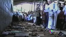 Llevan a juicio en Guatemala al general Efrain Rios Montt