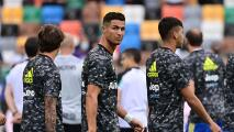 Directivo de la Juventus revela detalles de la salida de CR7