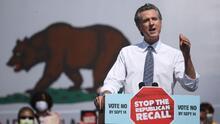 La elección que definirá el futuro del gobernador Newsom llega a su recta final: ¿qué opinan los hispanos sobre su gestión?