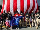 Lideran caravana a favor de Donald Trump en Puerto Rico