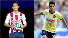 ¿Traidores? Los últimos cinco que vistieron ambas camisetas de América y Chivas