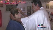 Buscan la sanación espiritual como remedio ante enfermedades que no resuelve la medicina