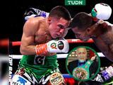 Juez de la pelea Valdez vs Conceição reconoce errores en tarjeta