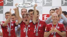 Bayern Múnich, el gran 'Monarca' de la Bundesliga