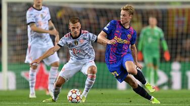 """Kimmich: """"Le hubiéramos podido marcar más goles al Barcelona"""""""