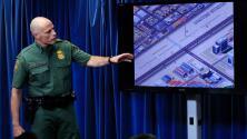 En menos de dos meses estaría construida la primera parte del muro entre México y EEUU