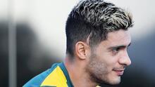 En juego amistoso de Wolves, Raúl Jiménez volvió a hacer gol