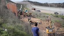 Las implicaciones legales que traería declarar la emergencia nacional para la construcción del muro