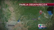 Buscan a pareja que desapareció en la zona montañosa de Wentworth Springs Road