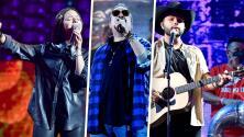 Ángela, Pepe y Leonardo Aguilar pasan lista de presente en los ensayos de Premios Juventud