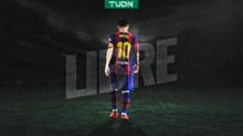 ¡Libre! Finaliza contrato de Messi con el Barcelona tras 20 años